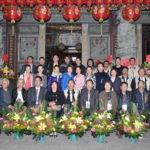 2011年12月閩劇《開閩王》赴台中演出